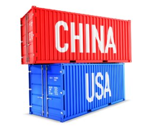 China USA Shipping Picture
